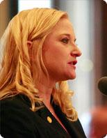 Senator Rebekah Warren